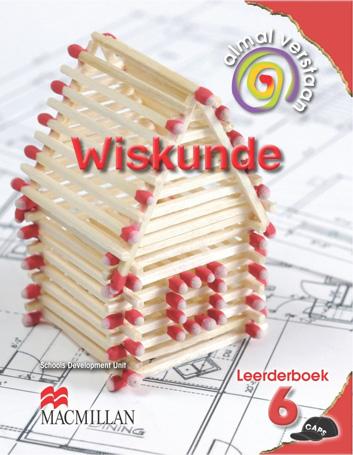 Picture of Almal Verstaan Wiskunde: Almal verstaan wiskunde: Gr 6: Leerderboek Gr 6: Leerderboek