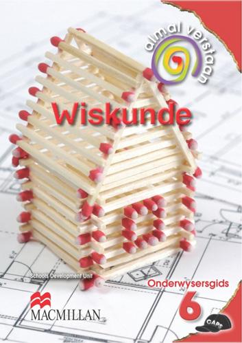 Picture of Almal verstaan wiskunde: Gr 6: Onderwysersgids