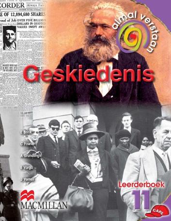 Picture of Almal verstaan geskiedenis: Gr 11: Learner's book