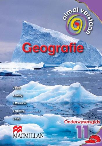 Picture of Almal verstaan geografie: Gr 11: Teacher's guide