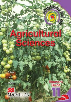 Picture of Solutions for all agricultural sciences: Gr 11: Teacher's guide