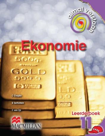 Picture of Almal Verstaan Ekonomie: Almal verstaan ekonomie: Gr 11: Learner's book Gr 11: Learner's Book