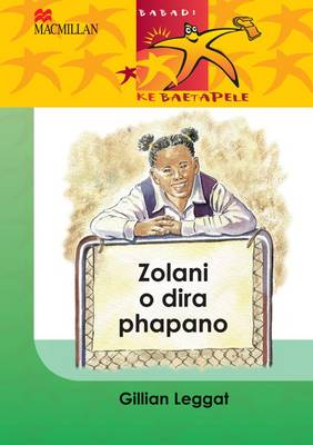 Picture of Zolani o dira phapano: Gr 4 : Home language