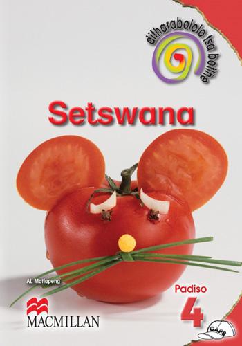 Picture of Ditharabololo tsa botlhe Setswana: Gr 4: Core reader