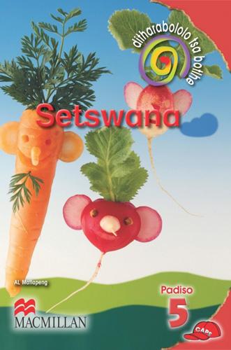 Picture of Ditharabololo tsa botlhe Setswana: Gr 5: Core reader