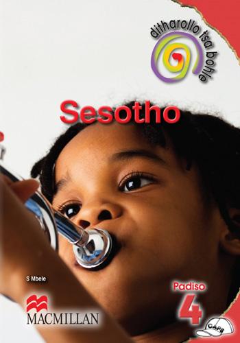 Picture of Ditharollo tsa bohle Sesotho: Gr 4: Core reader
