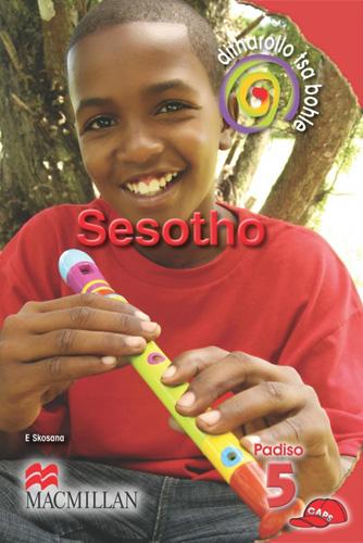 Picture of Ditharollo tsa bohle Sesotho: Gr 5: Core reader