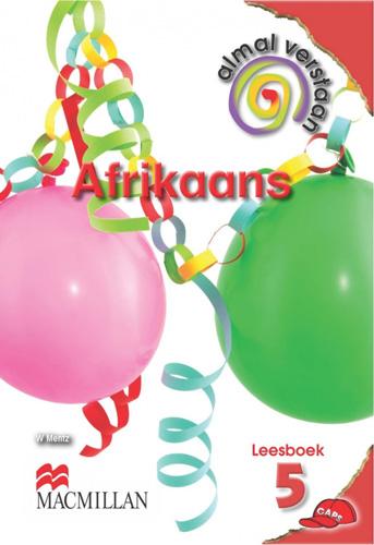 Picture of Almal verstaan Afrikaans: Gr 5: Kern leesboek : Huistaal