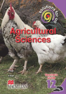 Picture of Solutions for all agricultural sciences: Gr 12: Teacher's guide