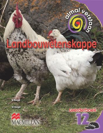 Picture of Almal verstaan landbouwetenskappe: Gr 12: Leerdersboek