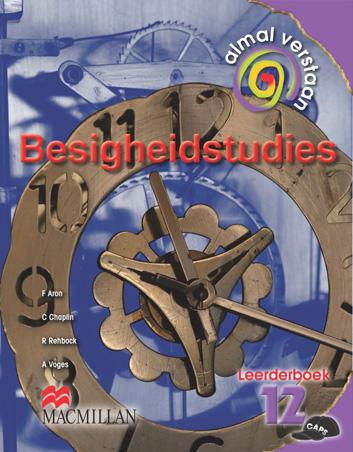 Picture of Almal verstaan besigheidstudies : Gr 12: Leerdersboek