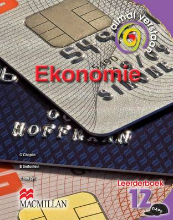 Picture of Almal verstaan ekonomie : Gr 12: Leerdersboek
