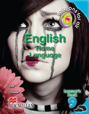 Picture of Solutions for all English: Gr 9: Learner's book : Home language