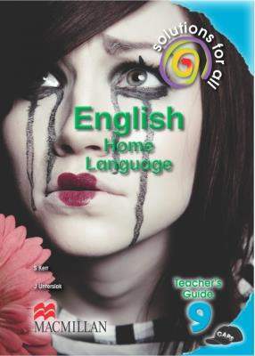 Picture of Solutions for all English : Gr 9: Teacher's guide : Home language