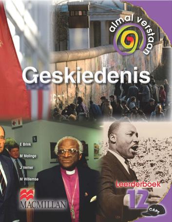 Picture of Almal verstaan geskiedenis: Gr 12: Leerdersboek