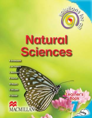 Picture of Solutions for all natural sciences: Gr 7: Learner's book