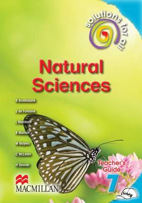 Picture of Solutions for all natural sciences: Gr 7: Teacher's guide