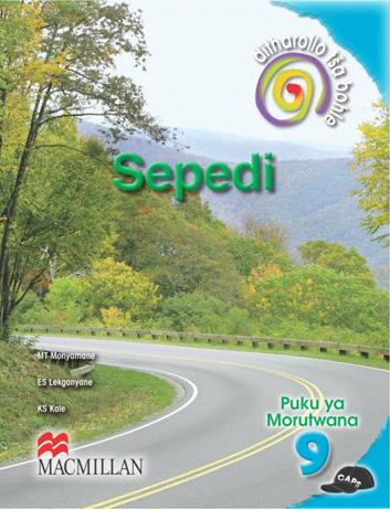 Picture of Ditharollo tsa bohle Sepedi (CAPS): Mphato 9: Puku Ya Mothuti