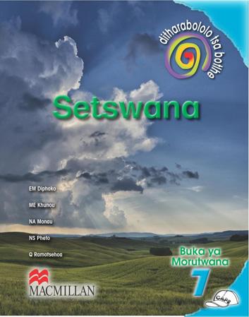 Picture of Ditharabololo tsa botlhe Setswana (CAPS): Mophato 7: Buka Ya Moithuti