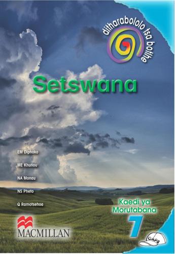 Picture of Ditharabololo tsa botlhe Setswana (CAPS): Mophato 7: Kaedi Ya Morutabana