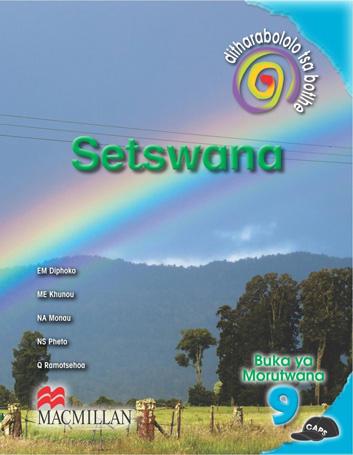 Picture of Ditharabololo tsa botlhe Setswana (CAPS): Mophato 9: Buka ya Moithuti