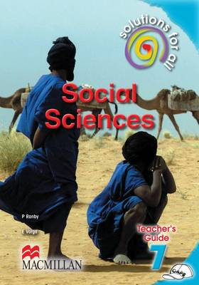 Picture of Solutions for all social sciences: Gr 7: Teacher's guide