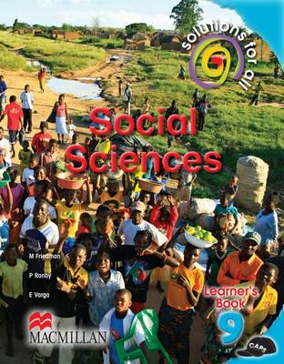Picture of Solutions for all social sciences: Gr 9: Learner's book