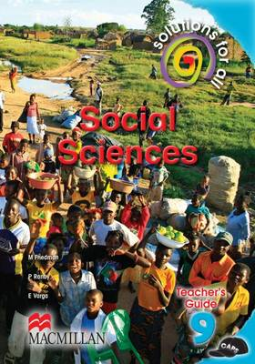 Picture of Solutions for all social sciences: Gr 9: Teacher's guide