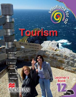 Picture of Solutions for all tourism: Gr 12: Learner's book