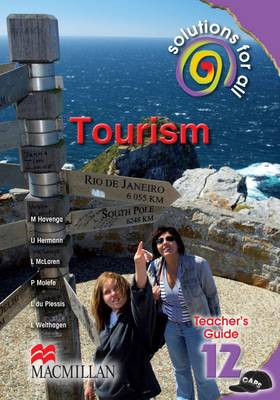 Picture of Solutions for all tourism: Gr 12: Teacher's guide