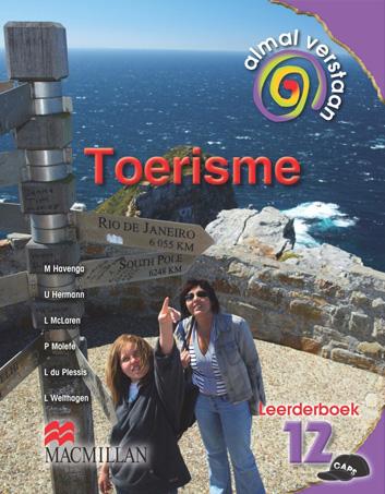 Picture of Almal verstaan toerisme: Gr 12: Leerdersboek
