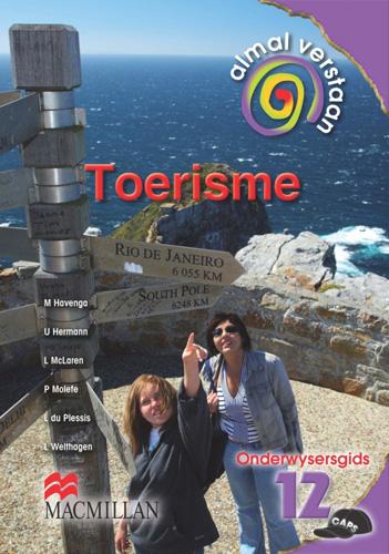 Picture of Almal verstaan toerisme : Gr 12: Onderwysersgids