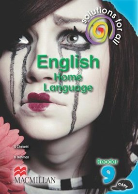 Picture of Solutions for all English: Gr 9: Core reader : Home language