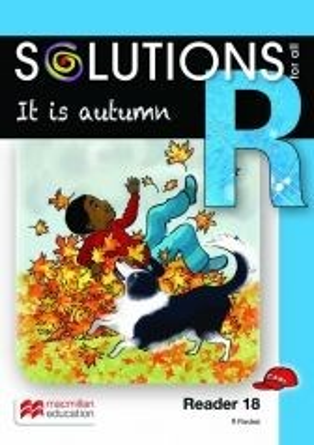 It is Autumn: Reader 18: Grade R