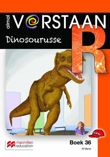 Dinosourusse: Boek 36: Graad R