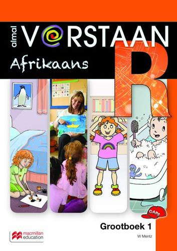 Picture of Almal verstaan Afrikaans: Groot Boek 1: Graad R