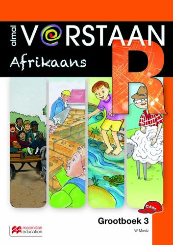 Picture of Almal verstaan Afrikaans: Groot Boek 3: Graad R