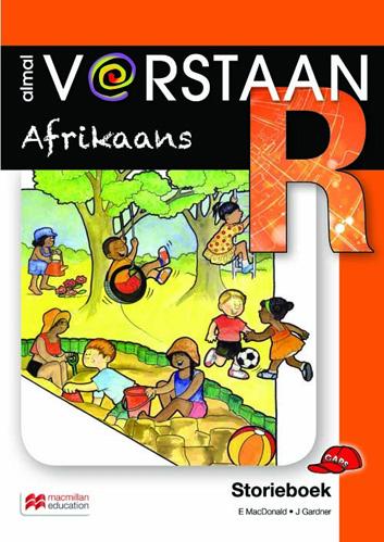 Almal verstaan Afrikaans: Graad R: Storieboek
