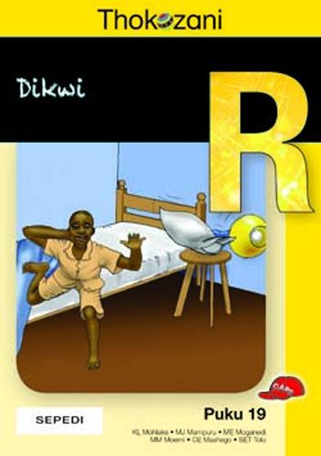 Picture of Thokozani: Dikwi : Book 19 : Grade R