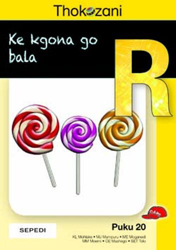 Picture of Thokozani: Ke Kgona Go Bala : Book 20 : Grade R