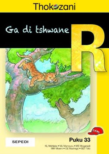 Picture of Thokozani: Ga Di Tshwane : Book 33 : Grade R