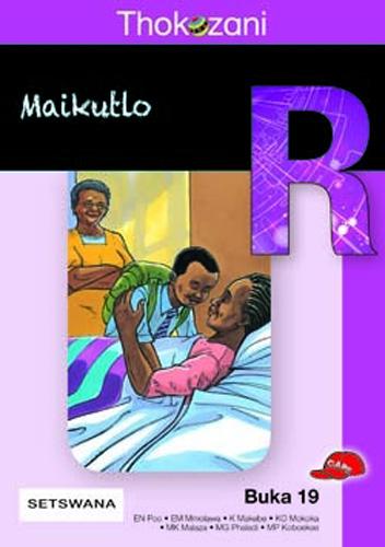 Picture of Thokozani: Maitkutlo : Book 19 : Grade R