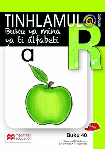 Picture of Buku Ya Mina Ya Ti Alfabeti: Buka 40: Giredi R