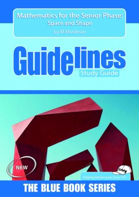 Picture of Guidelines Mathematics (CAPS): Graad 7-9: Study Guide
