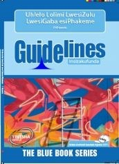 Picture of Guidelines Uhlelo Lolimi Lwesizulu: Grade 7-9: Study Guide