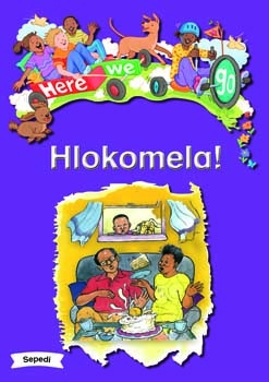 Picture of Here We Go: Hlokomela : Grade R