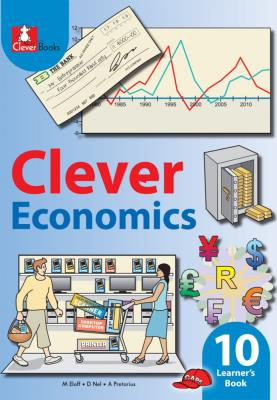 Picture of Clever economics: Gr 10: Learner's book