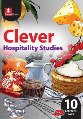 Picture of Clever hospitality studies: Gr 10: Learner's book