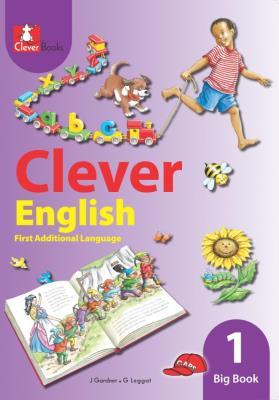 Picture of Clever English: Gr 1: Big book : First additional language