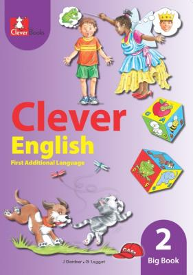 Picture of Clever English: Gr 2: Big book : First additional language